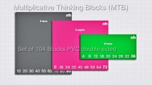 Multiplicative Thinking Blocks